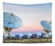 Very Large Array Of Radio Telescopes  Tapestry