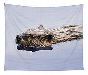 View Of Beaver, Chaudiere-appalaches Tapestry