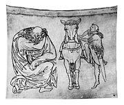 Villard De Honnecourt (fl Tapestry