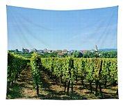 Vineyard, Alsace, France Tapestry