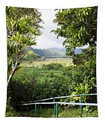 Wailua Valley State Wayside Tapestry