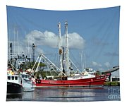 Wanchese Harbor Tapestry