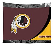 Washington Redskins Tapestry