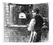 Watchmaker, 1869 Tapestry