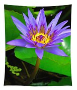 Water Lily 20 Tapestry