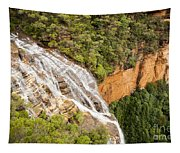 Waterfall Valley Tapestry