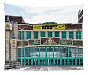 Welcome To The Asbury Park Boardwalk Tapestry