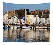 Weymouth In The Water Tapestry