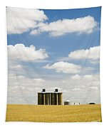 Wheat Fields Tapestry