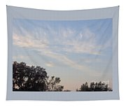 Whispy Clouds Tapestry