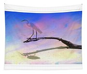 White Bird Tapestry
