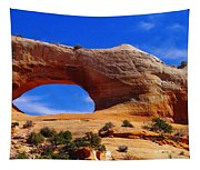 Wilsons Arch Tapestry