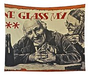 Wine Is Fine Tapestry