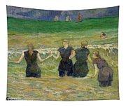Women Bathing Tapestry