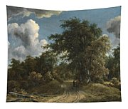 Woodland Road Tapestry