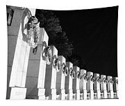 World War Pillars Tapestry