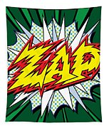Zap Tapestry by Gary Grayson