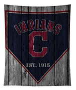Cleveland Indians Tapestry