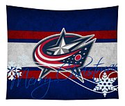 Columbus Blue Jackets Tapestry