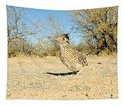 Greater Roadrunner Tapestry