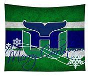 Hartford Whalers Tapestry