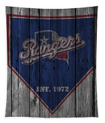 Texas Rangers Tapestry