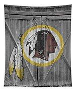 Washington Redskins Tapestry by Joe Hamilton