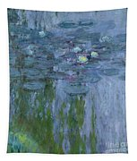 Waterlilies Tapestry by Claude Monet