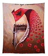 100 Vjetori I Pavaresis Se Shqiperise  Tapestry