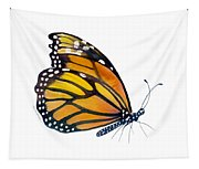 103 Perched Monarch Butterfly Tapestry