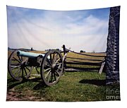 10th Mass Battery - Gettysburg Tapestry
