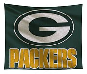 Green Bay Packers Uniform Tapestry