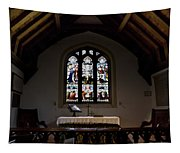 Greensted Church Tapestry