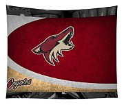 Phoenix Coyotes Tapestry