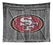 San Francisco 49ers Tapestry