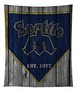 Seattle Mariners Tapestry