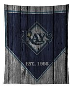 Tampa Bay Rays Tapestry