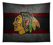 Chicago Blackhawks Tapestry
