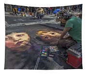 Lake Worth Street Painting Festival Tapestry