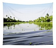 Ripples On The Saltwater Lagoon Tapestry