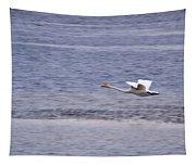 Whooper Swan Tapestry