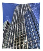 Canary Wharf Tower Tapestry