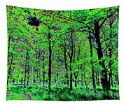 Forest Art Tapestry
