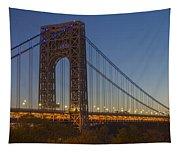 George Washington Bridge Tapestry