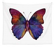 13 Narcissus Butterfly Tapestry