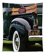 Terra Nova Hs Car Show Tapestry