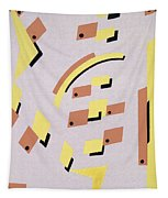 Design From Nouvelles Compositions Decoratives Tapestry