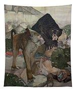Jungle Book, 1903 Tapestry