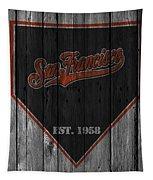 San Francisco Giants Tapestry