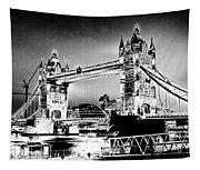 Tower Bridge Art Tapestry
